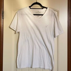 V Neck T-shirt from American Eagle
